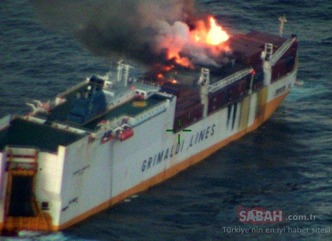 2 bin lüks araç böyle yandı! Dünya şokta…