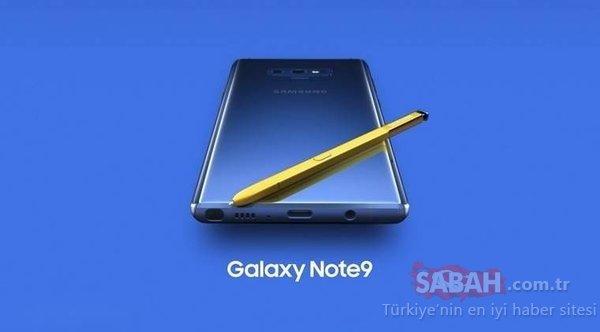 Galaxy Note 9 kamera performansı belli oldu! (DxOMark notu açıklandı)