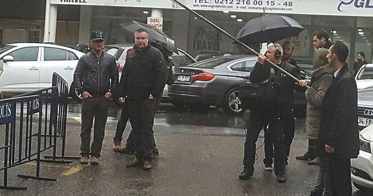 Sean Penn, Cemal Kaşıkçı belgeseli için İstanbul'da