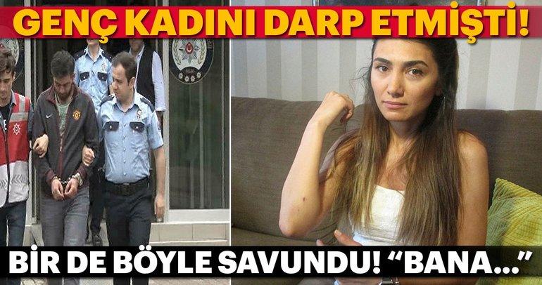 Son Dakika: Genç kadını darp etmişti! Taksici kendini böyle savundu...
