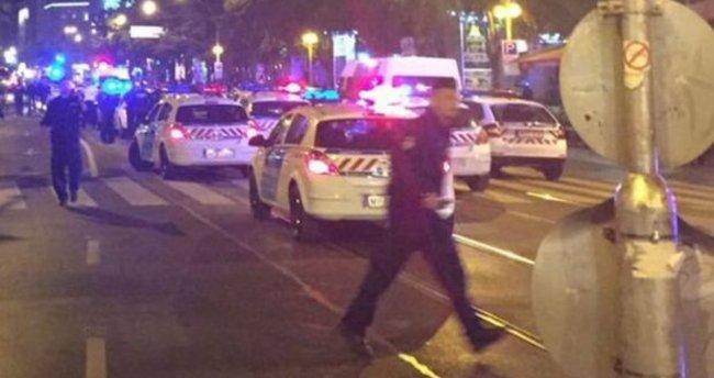Budapeşte'de patlama: 2 polis yaralı