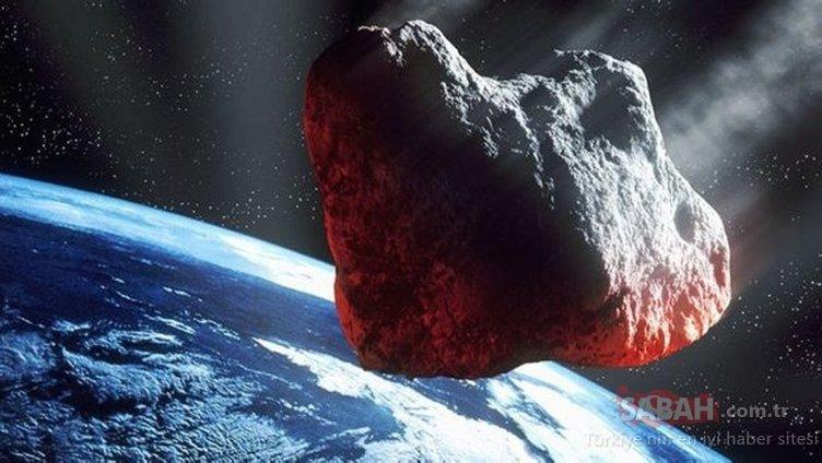 Son Dakika Haberler | Dünyaya göktaşı çarpacak iddiası: NASA'dan 29 Nisan asteroidi açıklaması!