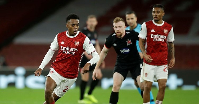 Arsenal 3-0 Dundalk | MAÇ SONUCU