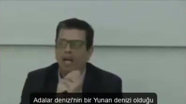 Yunan Milletvekili'nden Yunanlıları şoke eden Meis Adası itirafı | Video