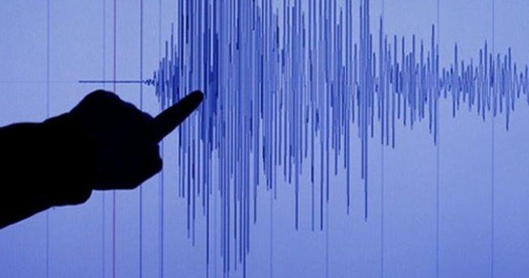 Elazığ'da 3.7'lik deprem