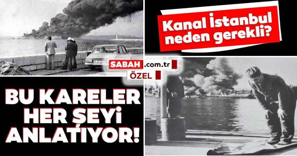 Για την Κωνσταντινούπολη, αυτά τα καρέ λένε τα πάντα!  Γιατί είναι απαραίτητο το Kanal Istanbul;