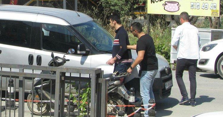 Cezaevi firarisi DEAŞ'lı yakalandı