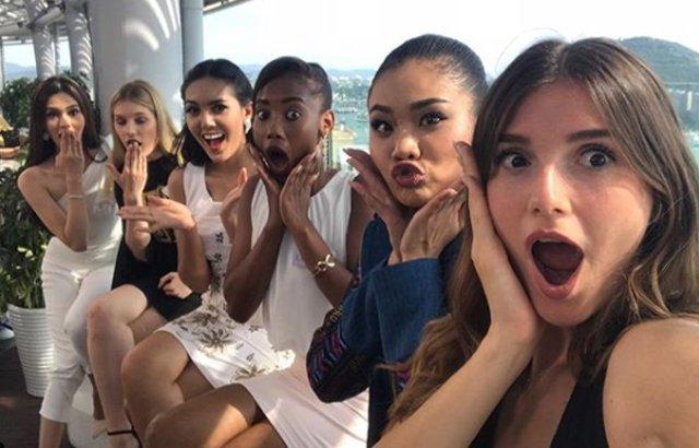 İşte Miss World 2017 adayları