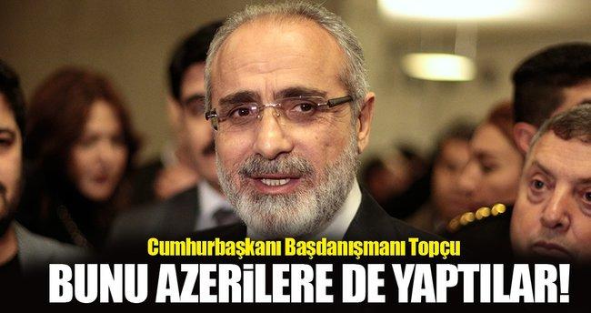 Yalçın Topçu: AB Türkiye'ye muhtaç