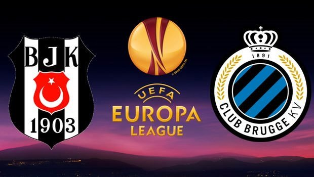 Beşiktaş - Club Brugge maçı sosyal medyayı salladı