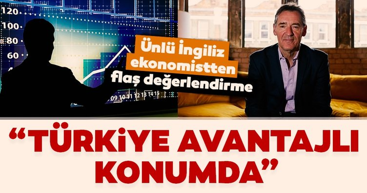 İngiliz ekonomist O'Neill: Türkiye avantajlı konumda