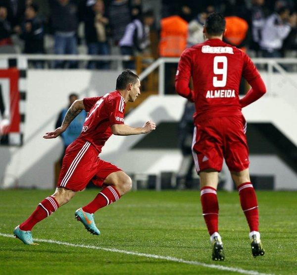 Beşiktaş - Akhisar Belediyespor
