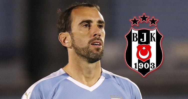Son dakika Beşiktaş haberi: Dünya yıldızı Diego Godin Beşiktaş'ın teklifini açıkladı!