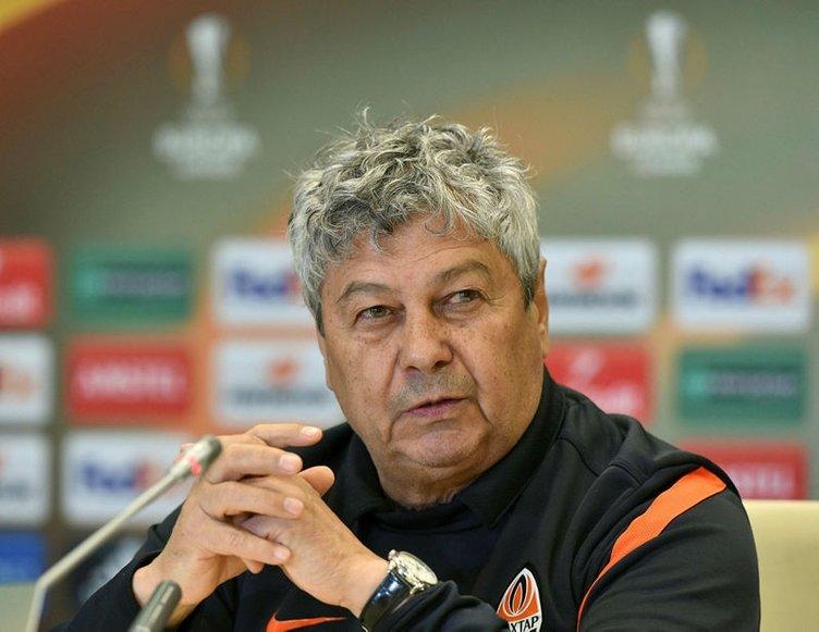 Galatasaray'dan imalı Lucescu açıklaması