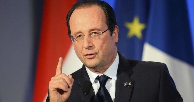 Hollande'dan Trump yorumu
