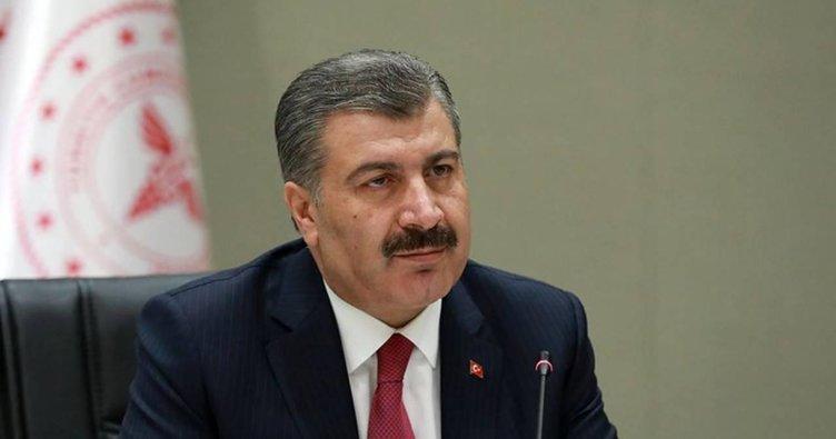 SON DAKİKA! Sağlık Bakanı Fahrettin Koca duyurdu:500 bininci doz aşı yapıldı