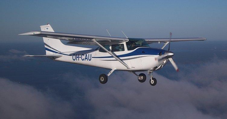 ABD'de uçak kazası: 6 ölü!