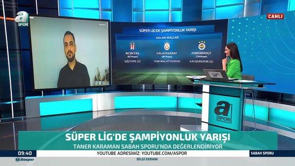 Şampiyon kim olacak? 'Beşiktaş'ın en az 3 gol bulması gerekiyor! Galatasaray...'