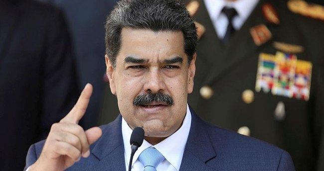 Maduro hükümeti, AB Temsilcisini 'istenmeyen kişi' ilan etmekten vazgeçti