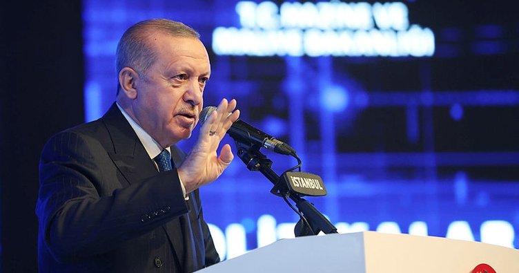 SON DAKİKA: Başkan Erdoğan'dan kripto para ve halka arz açıklaması geldi!