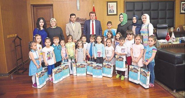 Erkoç'tan eğitime 25 milyonluk yatırım