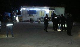 Manisa'da gece bekçisine silahlı saldırı