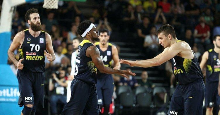 Fenerbahçe, potada Beşiktaş'a 5 yıldır yenilmiyor