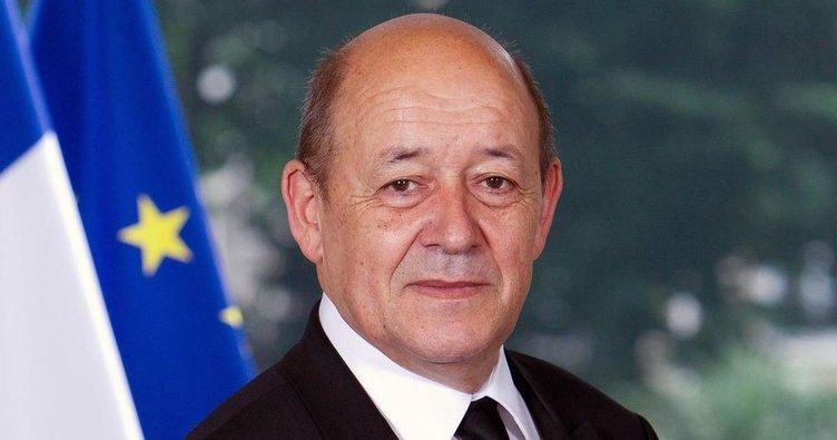 Fransa Dışişleri Bakanı Le Drian resmi ziyarette bulunacak