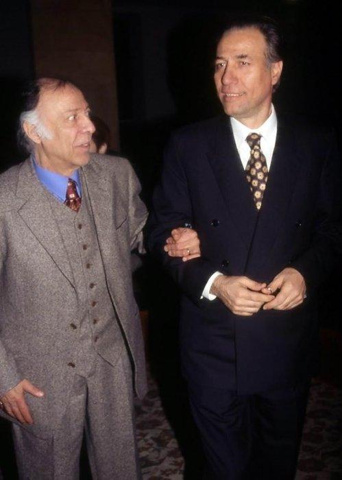 Yeşilçam'ın ustası Münir Özkul 92 yaşında
