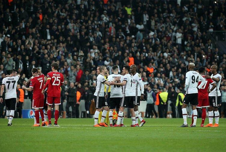 Beşiktaş Şampiyonlar Ligi'ne rekorlarla veda etti
