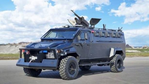 Dünyanın en sağlam zırhlı araçları