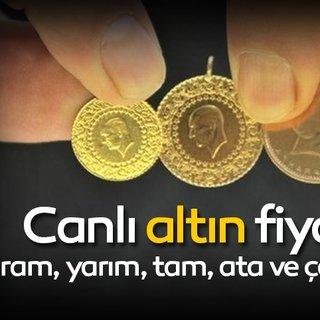 Son dakika: Altın fiyatları bugün ne kadar, kaç TL? Canlı gram, ata ve çeyrek altın fiyatları 22 Nisan 2019 Pazartesi