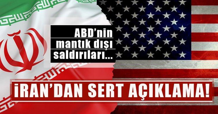 """İran: """"ABD İran, Türkiye ve Rusya'nın arasını açmayı hedefliyor"""""""