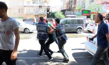 Diyarbakır'da izinsiz gösteriye polis müdahalesi: 30 gözaltı!
