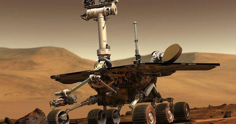 Mars'taki Curiosity 6. yaşını kutluyor