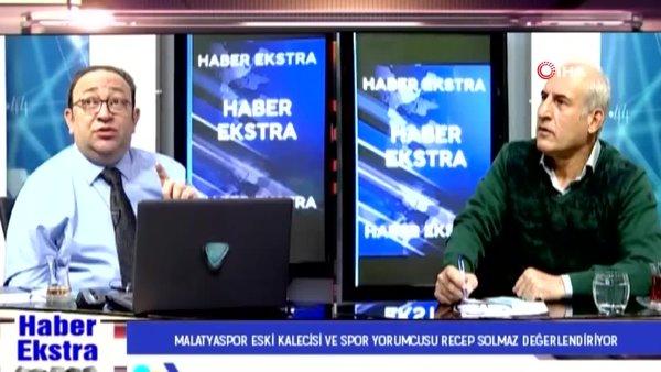 Malatya'daki4,7'lik depreme canlı yayında böyle yakalandılar | Video