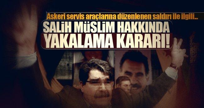 PKK'nın lider kadrosu hakkında yakalama kararı!
