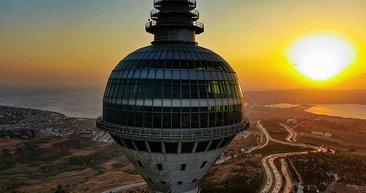 55 milyon dolarlık Endem TV Kulesi atıl duruyor