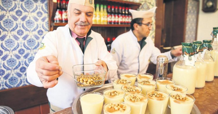 Acemi gurme yıllara meydan okuyan lezzetlerin peşinde asırlık lezzet turu