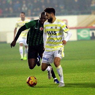 Aciz ve çaresiz Fenerbahçe...