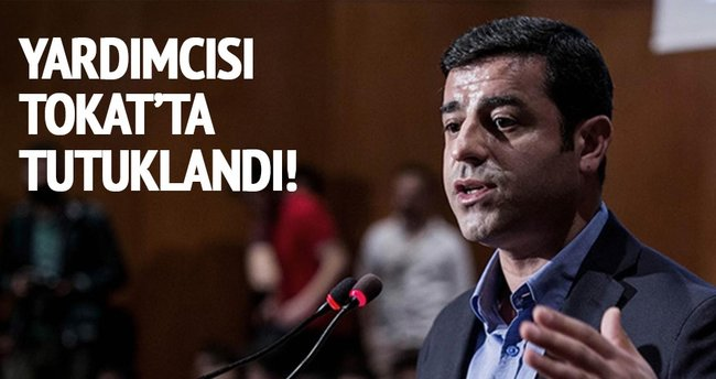HDP Eş Genel Başkan Yardımcısı tutuklandı