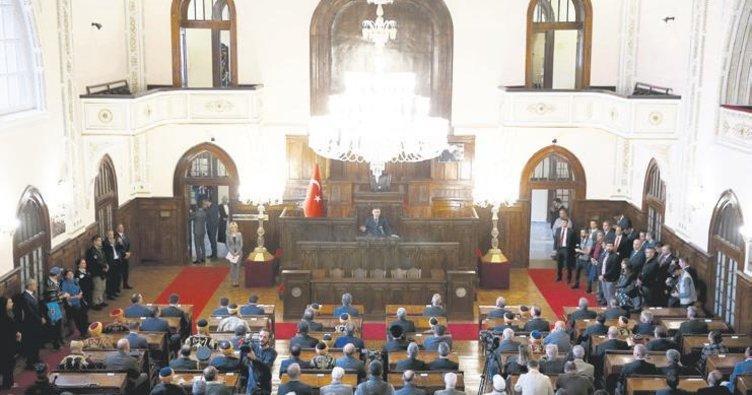 Ankara'nın başkent oluşunun 95. yıldönümü kutlandı