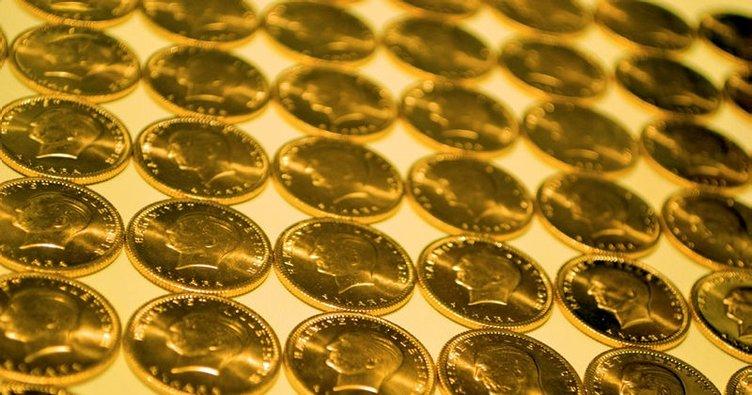 İşte altın fiyatlarındaki son durum (Altın fiyatlarında düşüş var) Çeyrek altın ne kadar?