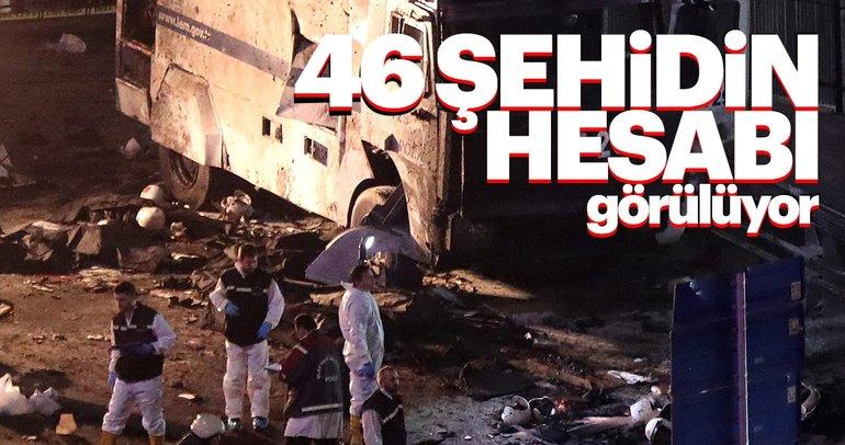 Beşiktaş'taki terör saldırısı davasında 24 sanık hesap veriyor