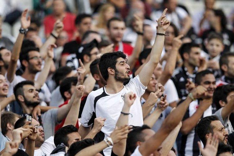 Beşiktaş - Feyenoord maçının fotoğrafları
