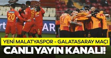 ZTK CANLI - Yeni Malatyaspor Galatasaray kupa maçı canlı yayın izle! Yeni Malatyaspor Galatasaray maçı saat kaçta, hangi kanalda ve şifresiz mi? İşte detaylar...