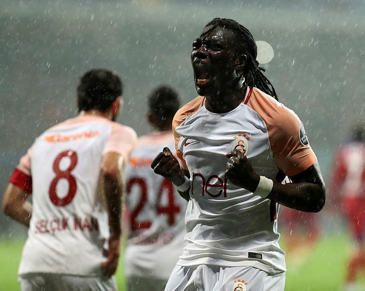 Gomis: İyi ki Fenerbahçe'ye gitmemişim