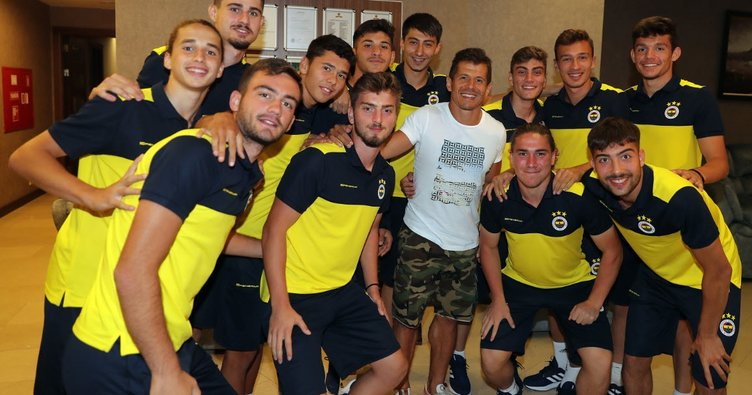 Fenerbahçe'den Emre Belözoğlu ve kaptanlık açıklaması