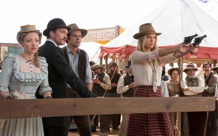 Yeni Başlayanlar İçin Vahşi Batı filminden kareler