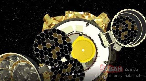 Uzaylılar ile ilgili bu iddia büyük tartışma yarattı! NASA uzay mekiğinin fotoğrafını paylaşmıştı…